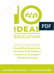 10 Ideas for Education, 2015