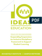 10 Ideas for Education, 2015