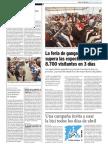 30diasenbici en el Diario de Burgos