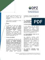 20120509 Resumen Legislativo N° 27. Ley Penal del Ambiente (1)