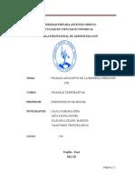 Informe Final de Crdicorp Ltd