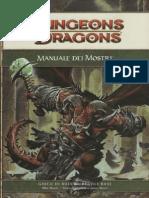 Manuale Dei Mostri 1