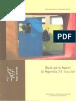 Guia Hacer Agenda 21escolar