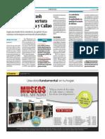 El Comercio - Portafolio -02-04-15 - Moquegua y Áncash Tienen Mejor Cobertura de Agua Que Lima y Callao