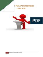 Manual Para Las Exposiciones Efectivas