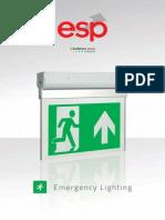 Emergency Lighting 2015 V1