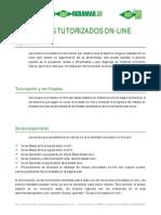 Catalogo Cursos Tutorizados on Line Aprenderaprogramar Com
