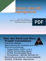 2009 R.Lo - Constellation Das US-Mondprogramm