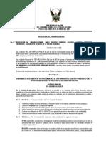 Reglamento de Valoracion Medica de Los Aspirantes a Cadetes y Policias de Linea y Servicios