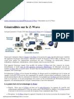 Généralités sur le Z-Wave - News Domotiques by Domadoo.pdf