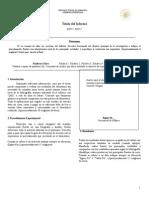 Modelo - Informe de Laboratorio