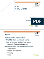 Introduction to MQ Clients