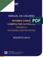 Compra por Catalogo Electronico - Entidades contratantes.pdf