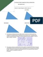 Ejercicos de Repaso Para Examen de Regularización (Matemáticas i)