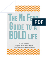 The No Fear Guide to a Bold Life