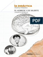 Guia Horror Horacio Quiroga