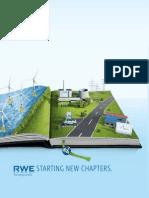 RWE Annual Report 2011