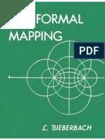 Conformal Mapping - L . Bieberbach