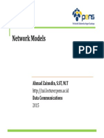 Data Communications Network Model