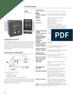 Control de Tensión Tcs_200 - Warner Electric