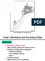 15 Propulsion and Resistance