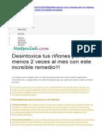 Desintoxica tus riñones - Jueves 2 4 2015.docx