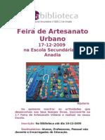 Feira de Artesanato na ESA 2009/12/17