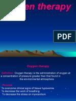 Oxygen Presentation