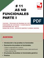 2013A TPSW Clase11 PruebasNoFuncionales-ParteI V2