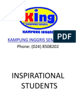 Kampung Inggris Semarang (Overview)