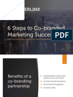 6 Steps to Co-branded Marketing Success