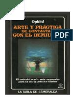 Ophiel-Demiurgo