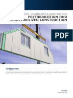 Prefabrication and Industrialized Construction Whitepaper Aec