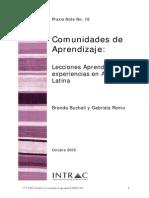Experiencias CA.praxis Note 16 Spanish