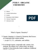 Ch5 Organic Chemistry