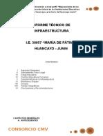 Informe de Maria de Fatima