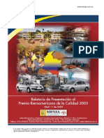Premio 2005-SOFASA