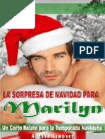 Alyssa Lyndsey - La Sorpresa de Marilyn en Navidad