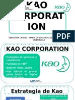 Ppt KAO Corporation