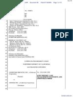 Overture Services, Inc. v. Google Inc. - Document No. 68