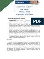 Derecho Del Trabajo -COMPLETO-