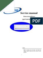 Air Con Service Manual
