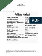 6 week slimdown week 2 - strength