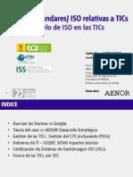 Normas (Estándares) ISO Relativas a TICs