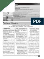 Informes y Casuistica Tributaria 2da. Quinc. Marzo 2015