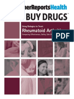 Comparing Effectiveness, Safety, Side Effects, And Price Rheumatoid Arthritis