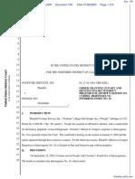 Overture Services, Inc. v. Google Inc. - Document No. 108