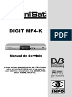 Manual Technisat Digit Mf4-k
