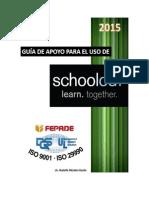 Guía de Schoology