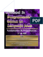 Programacion Basica en Java